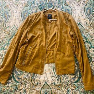 Tan / brown Bomber Jacket by GAP